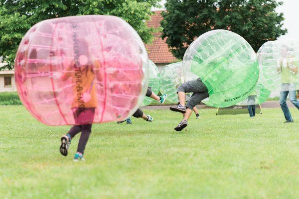 Bubble Soccer – Bumper Balls
